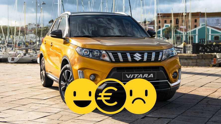 Promozione Suzuki Vitara Cool, perché conviene e perché no