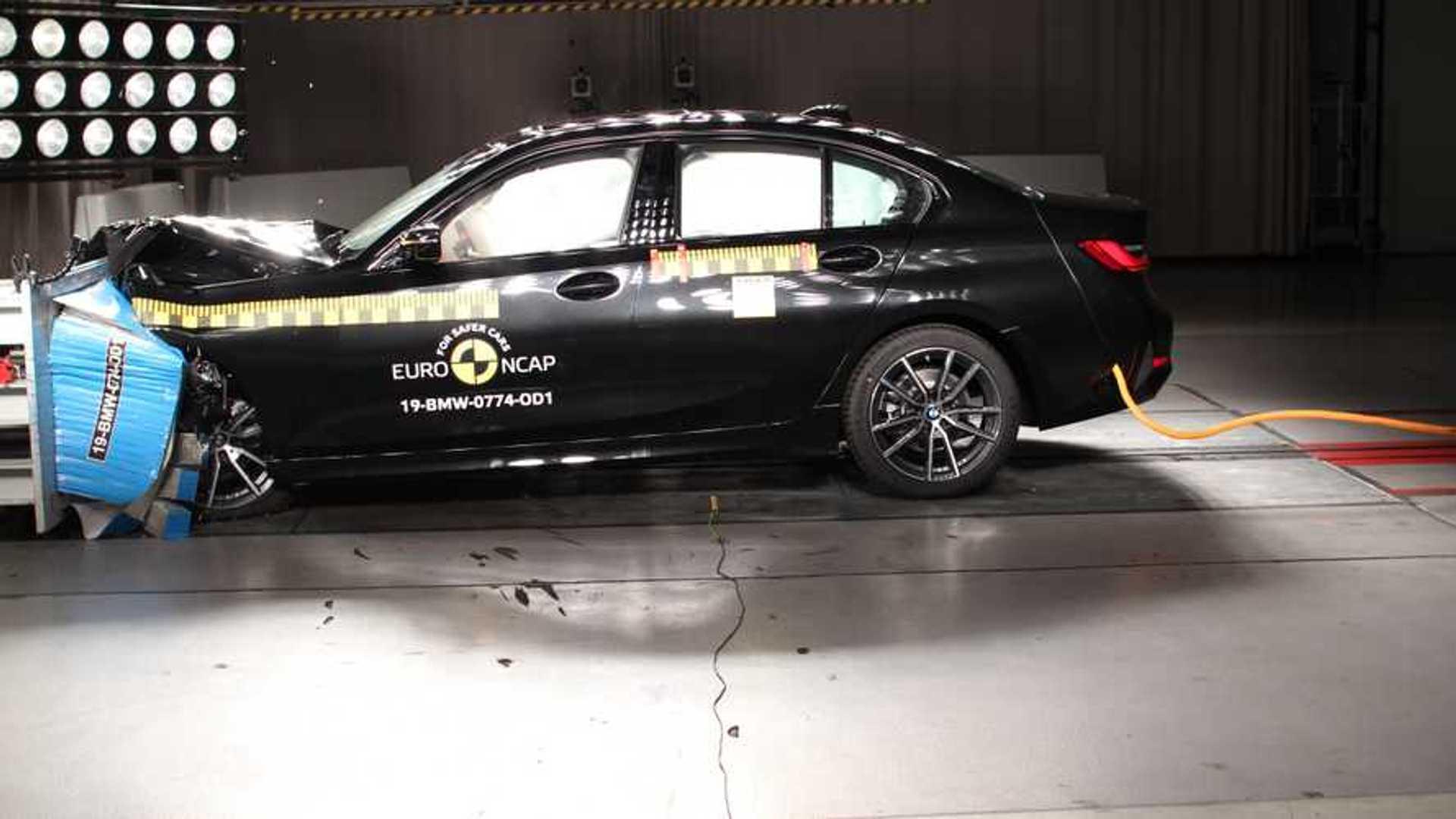 BMW Euro NCAP'te parladı, Peugeot 5 yıldızı kaçırdı