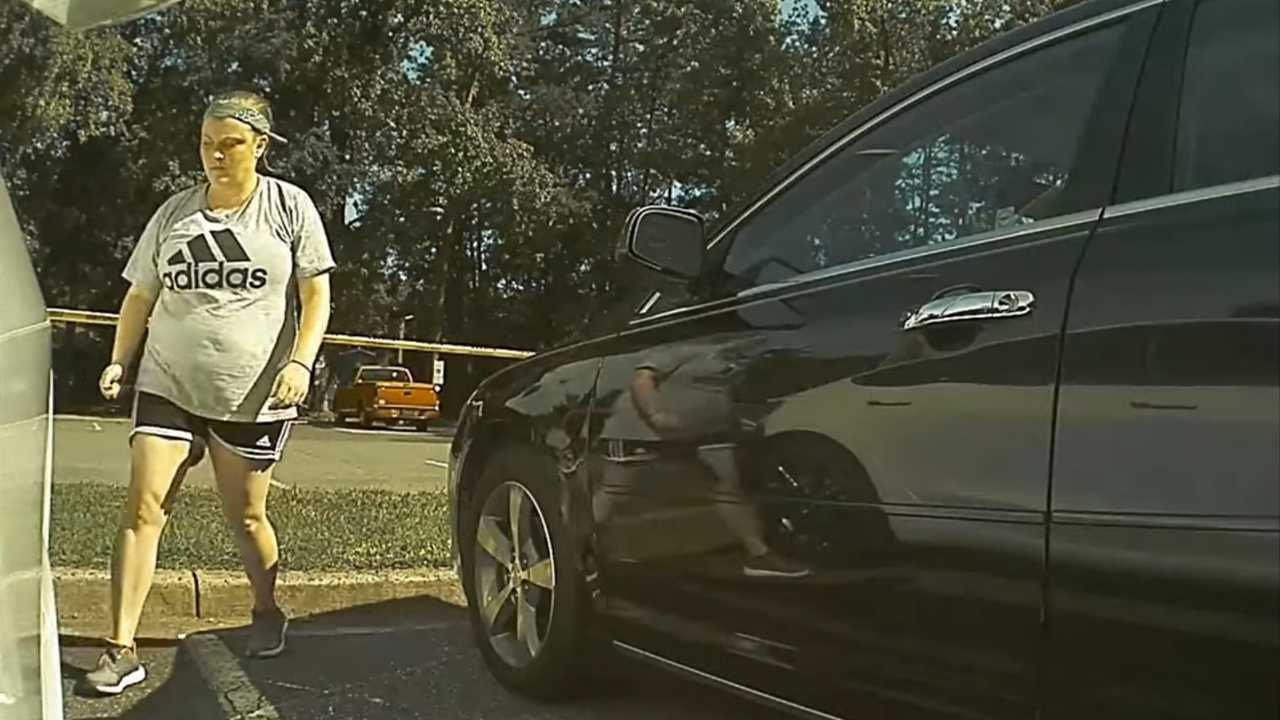 This Tesla Faced Keying And Breaking-In Attempt On The Same Day