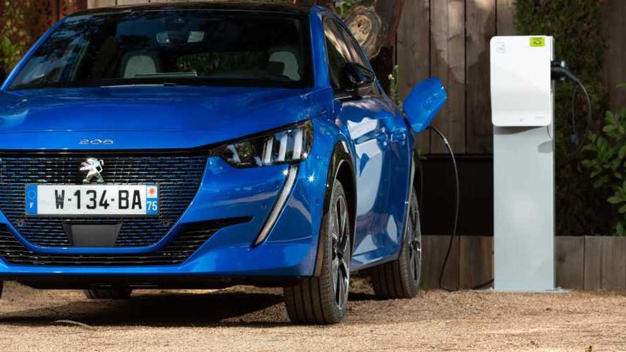 Peugeot e-208 2020, primera prueba