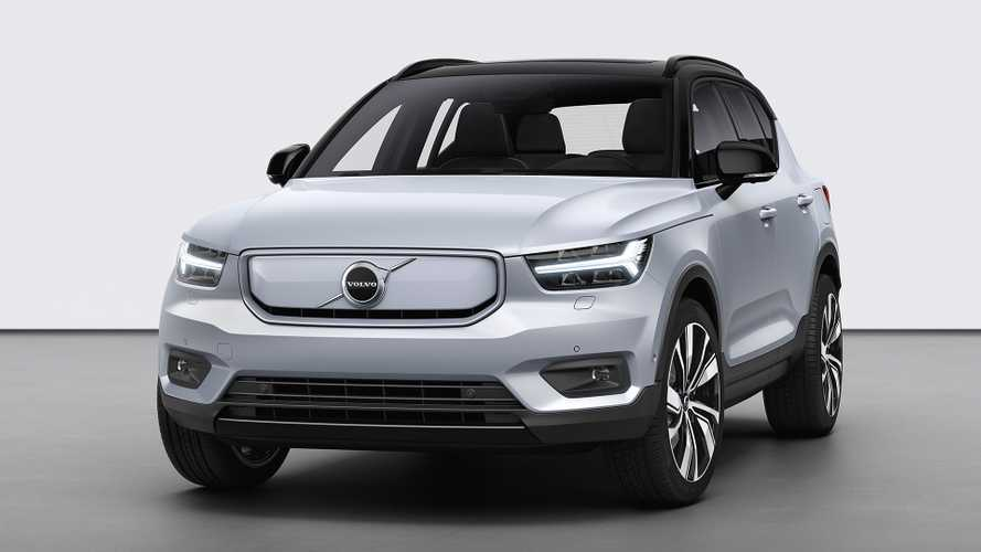 Volvo XC40 Recharge Electric Crossover: Videos Galore