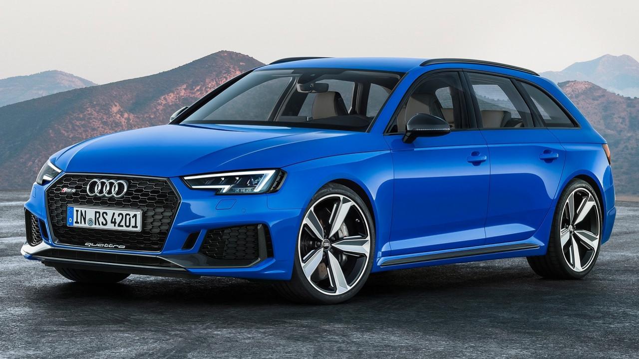 [Copertina] - Salone di Francoforte: nuova Audi RS 4 Avant, la famiglia va veloce