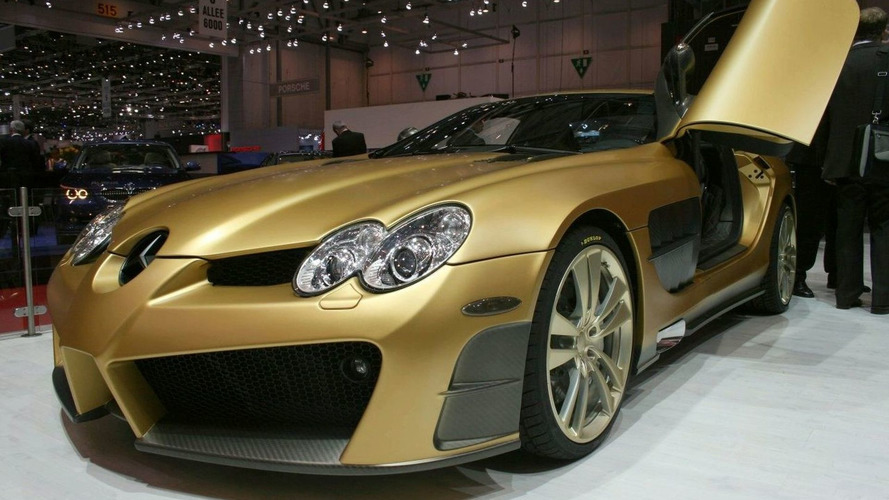 MANSORY Renovatio based on Mercedes-Benz Mclaren SLR