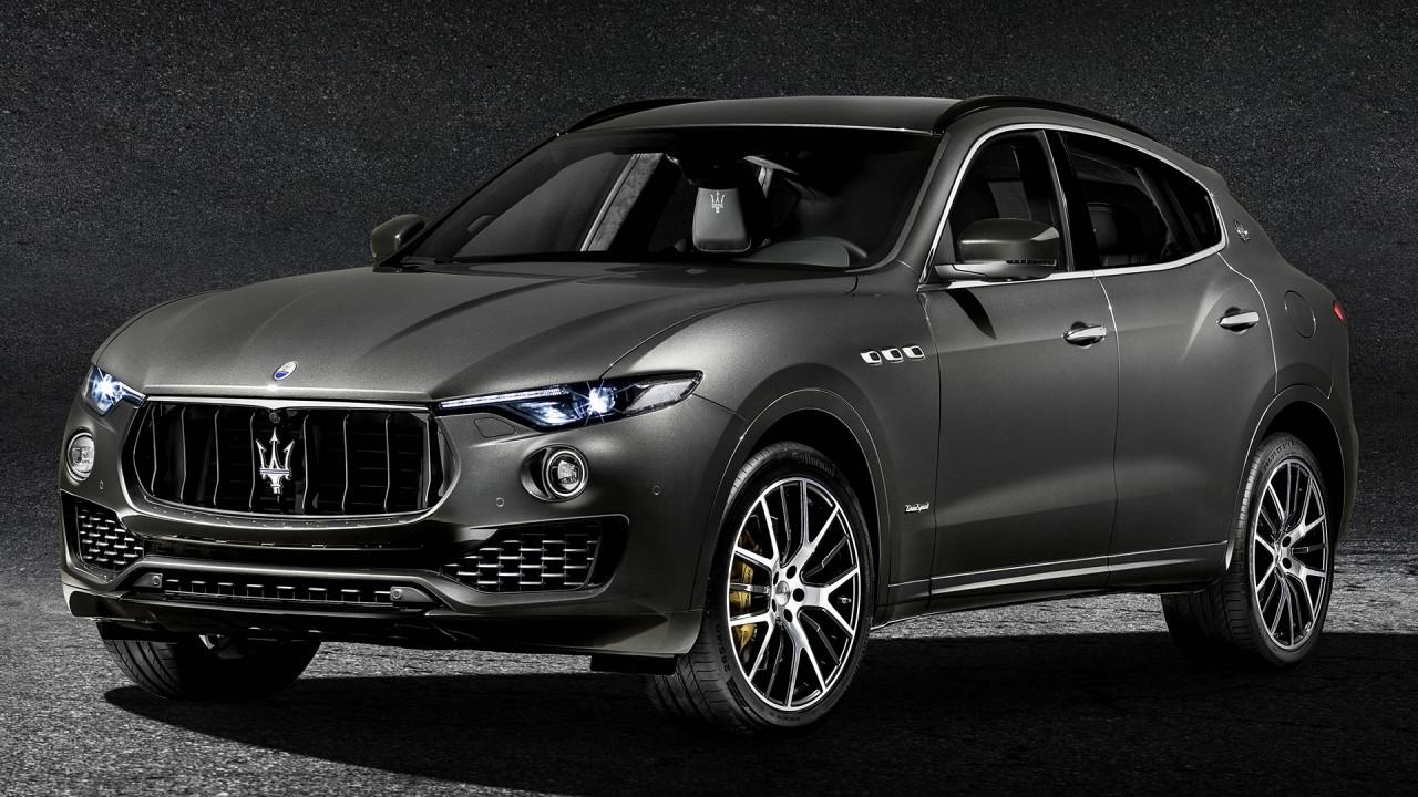 [Copertina] - Salone di Francoforte: Maserati Levante, ecco i nuovi allestimenti