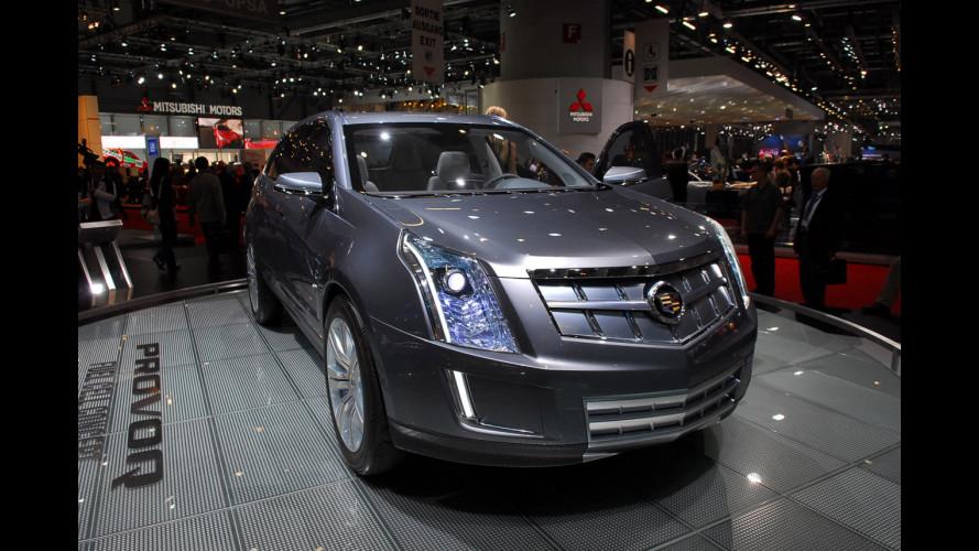 Cadillac al Salone di Ginevra 2008