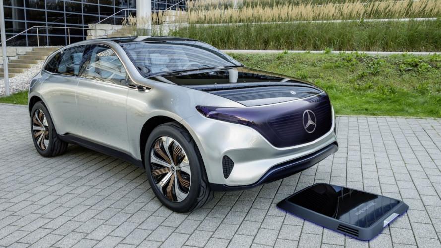 [Copertina] - Mercedes, più di 10 elettriche entro il 2022