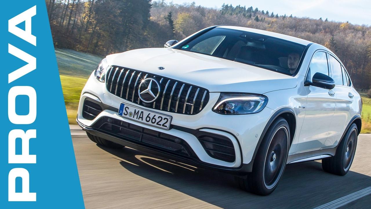 [Copertina] - Mercedes-AMG GLC 63 S Coupé, perché no?