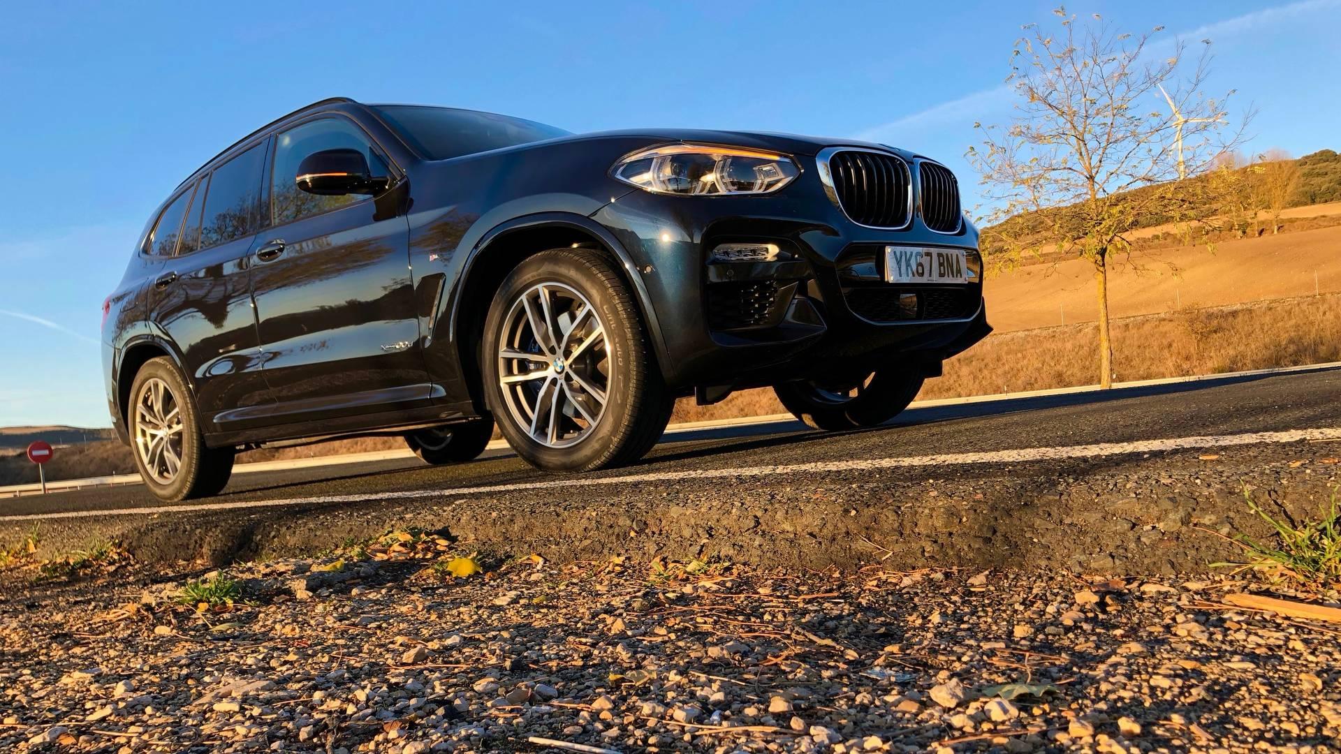 2017 Bmw X3 Review Sharp Classy Suv