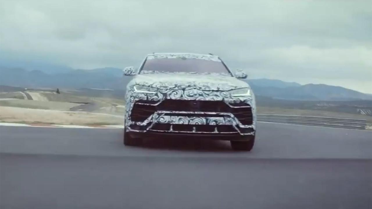 [Copertina] - Lamborghini Urus, il super SUV scatta da 0 a 100 in 3,7 secondi