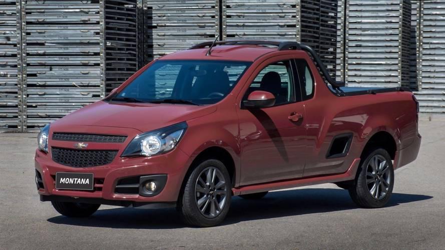 Chevrolet prepara picape abaixo da S10 para 2020