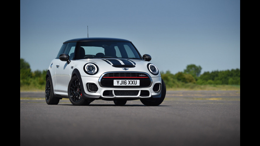MINI Seven, a Goodwood la prima mondiale