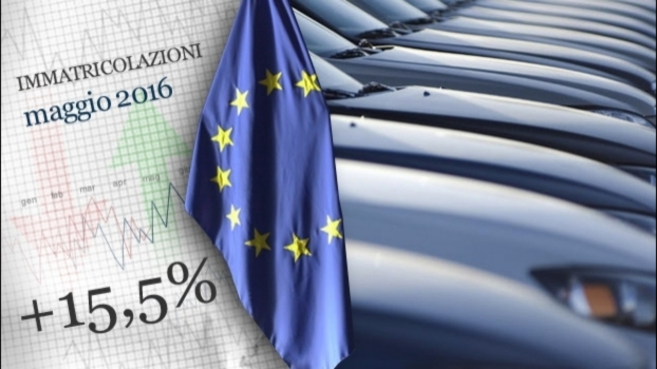 [Copertina] - Mercato auto, l'Europa continua ad accelerare