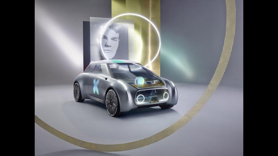 MINI Vision Next 100, l'auto condivisa cambia pelle