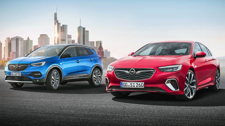 Opel, le novità del Salone di Francoforte