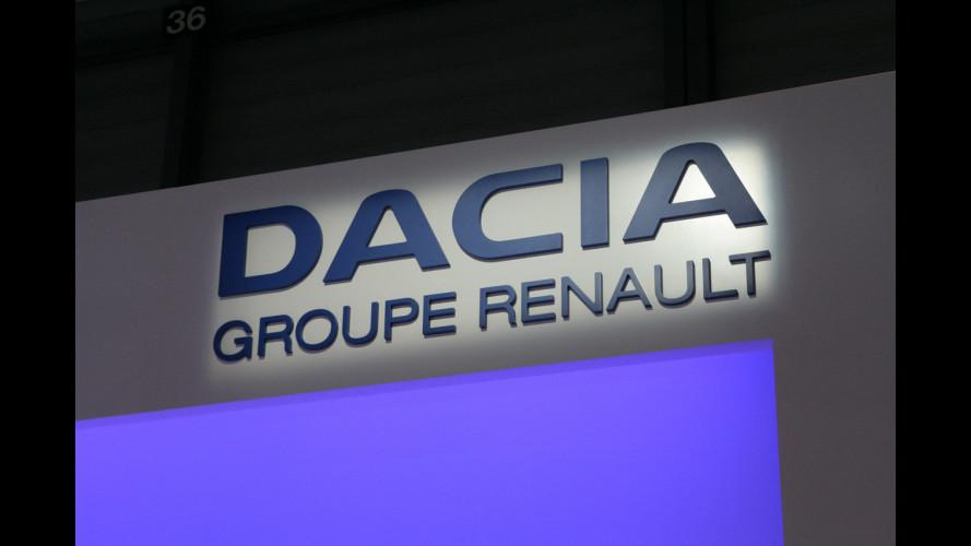 Dacia al Salone di Ginevra 2010