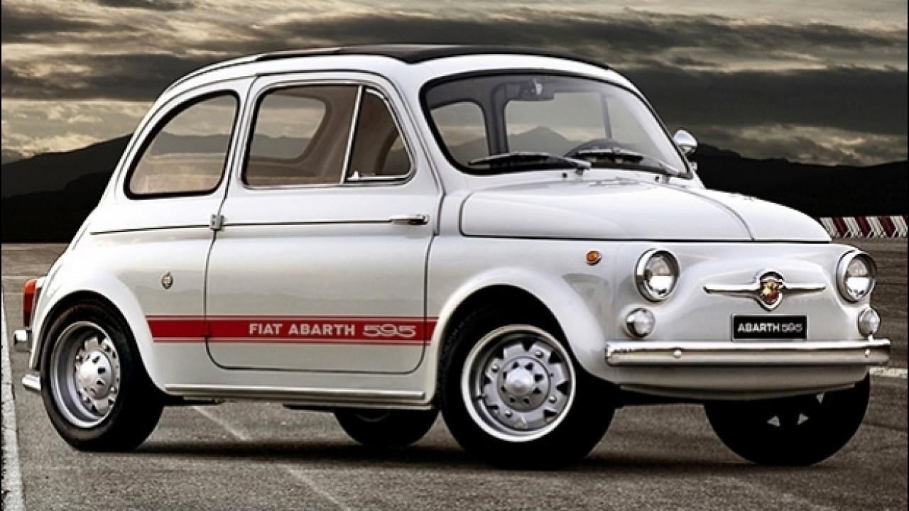 [Copertina] - Fiat 500 Abarth, storia di un piccolo grande mito