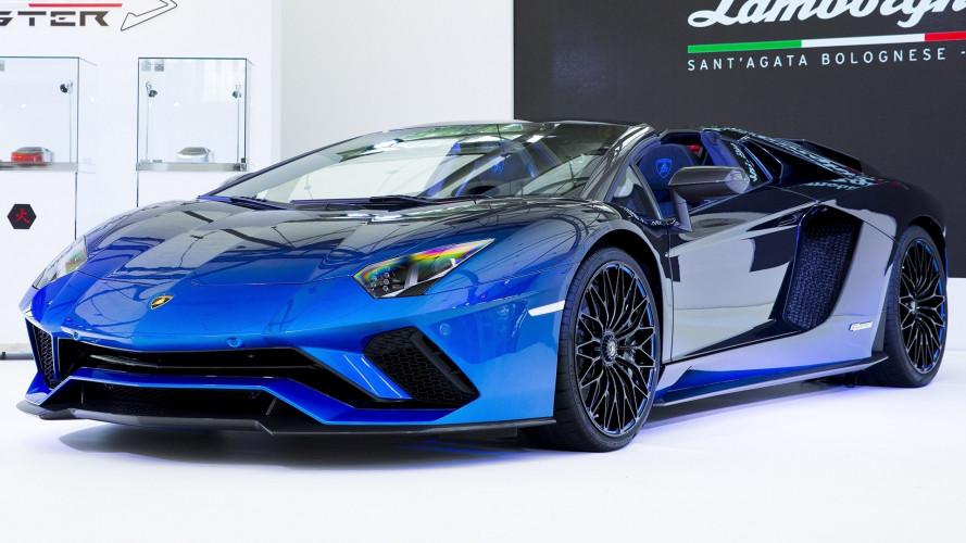 Lamborghini, i suoi primi 50 anni in Giappone