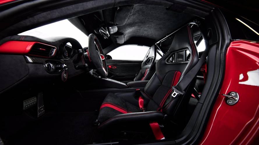 Porsche 911 GT3 par TechArt