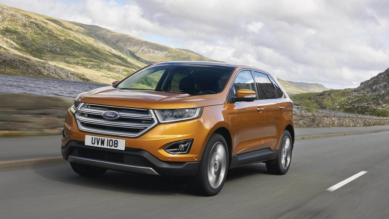 The good value one – Ford Edge
