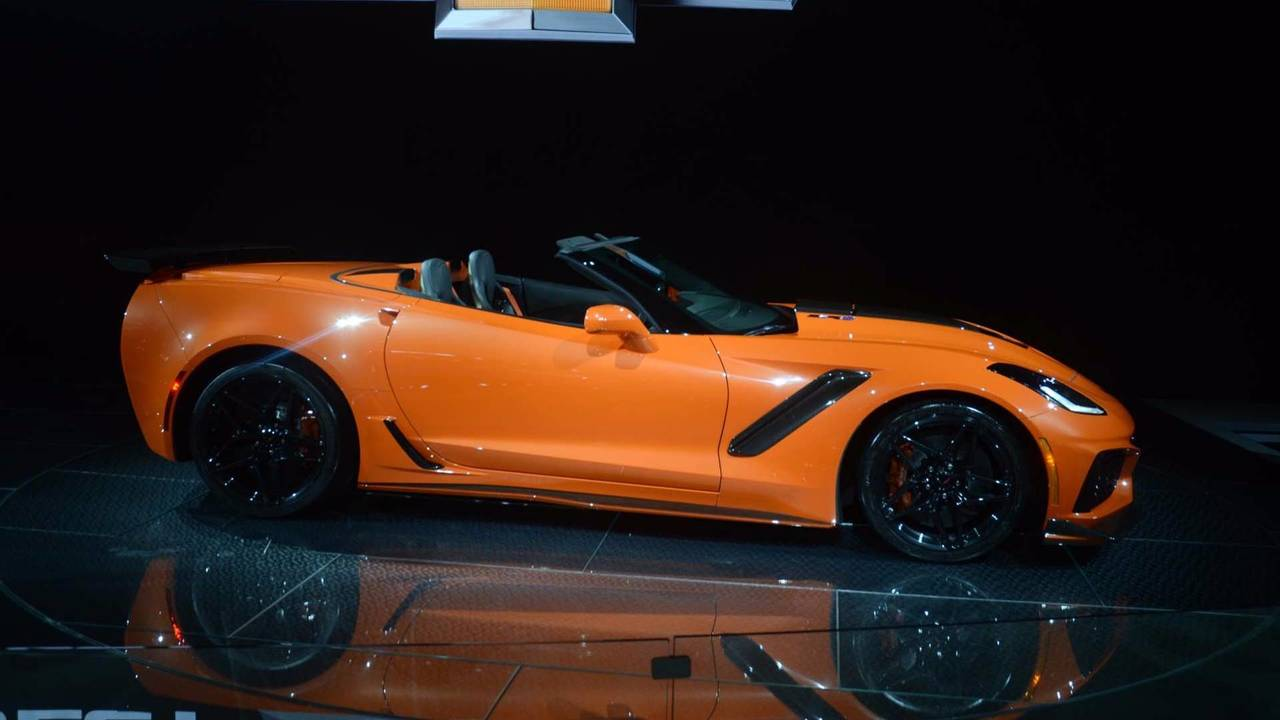 The Most Expensive Chevrolet Corvette ZR1 Costs $155,833