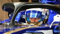 Marcus Ericsson, Sauber C36 and halo
