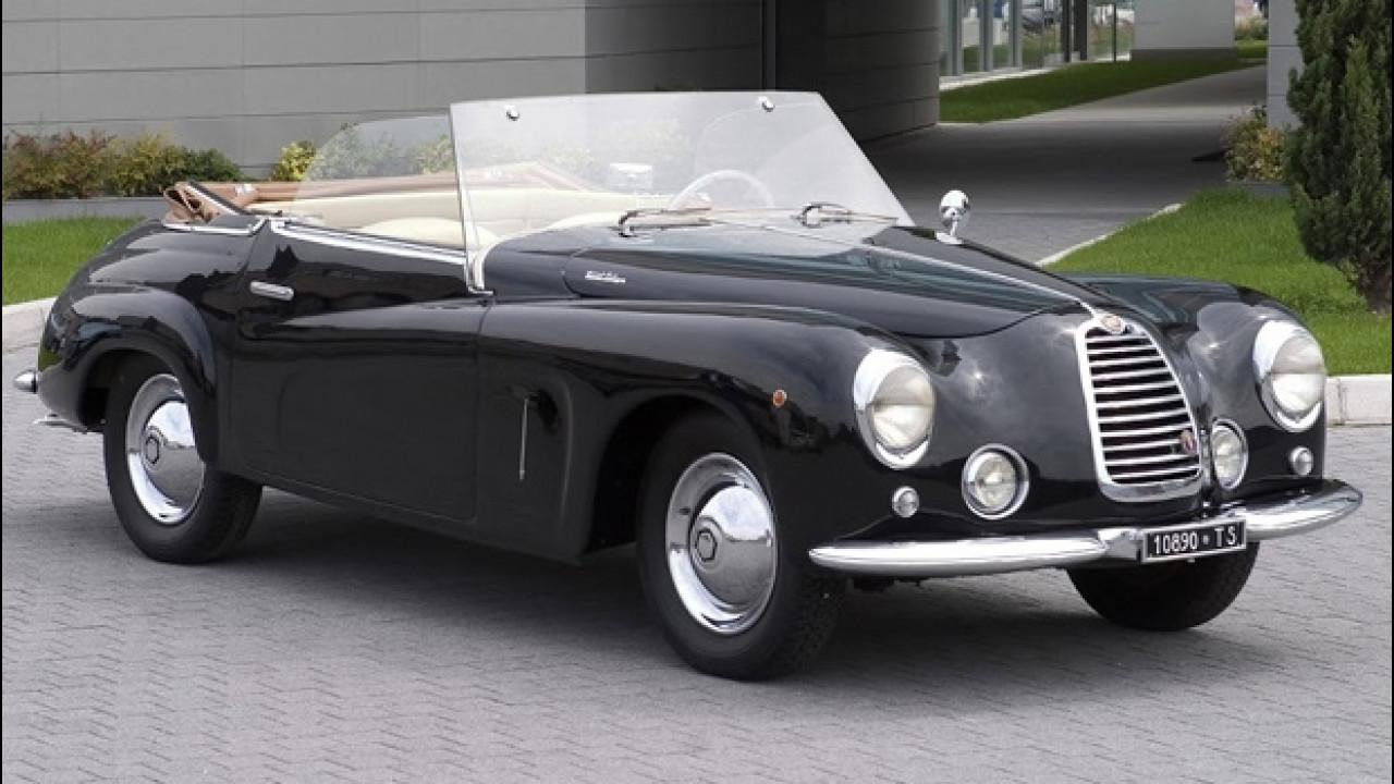[Copertina] - Verona Legend Cars, il Museo Nicolis è ancora protagonista