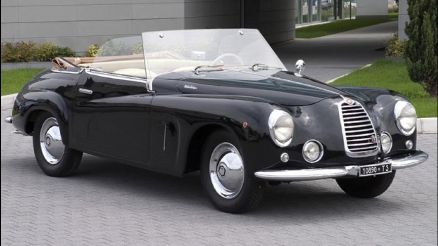 Verona Legend Cars, il Museo Nicolis è ancora protagonista