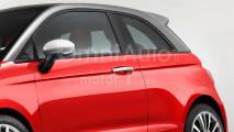 Nuova Fiat 500 2019, il rendering