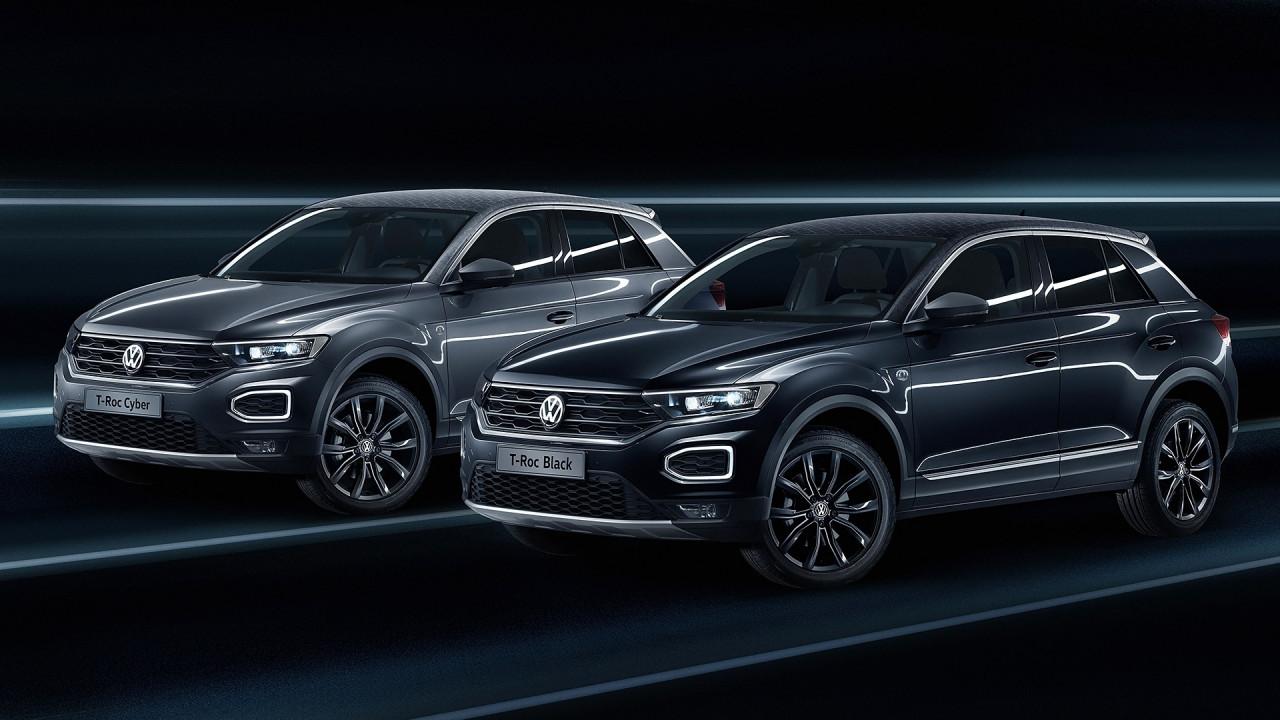 [Copertina] - Volkswagen T-Roc Black e Cyber by Garage Italia Customs