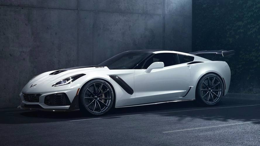 Hennessey Promises 1,200-HP Upgrade For New Corvette ZR1