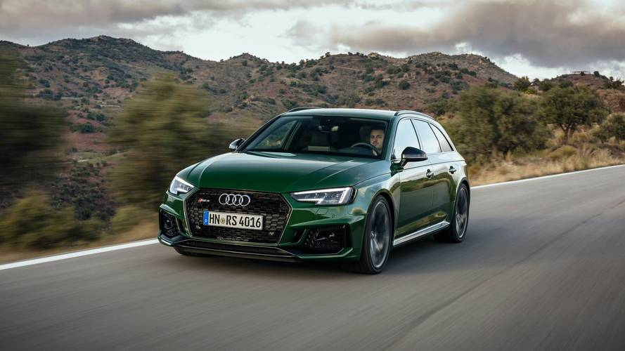 2017 Audi RS4 Avant first drive: Absurdly rapid daily driver