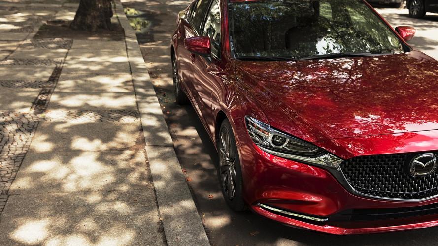 Mazda 6 restyling, le prime immagini