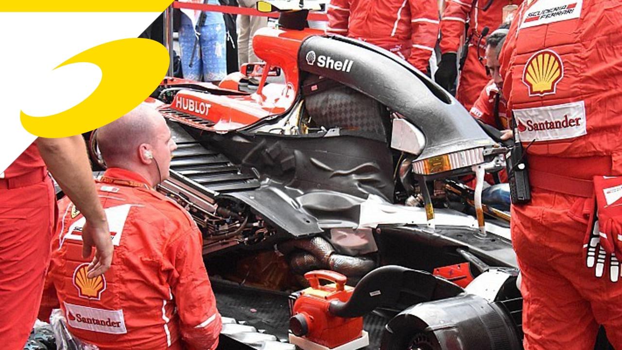 [Copertina] - Formula 1, Ferrari: il cambio di Vettel è stato spedito a Maranello