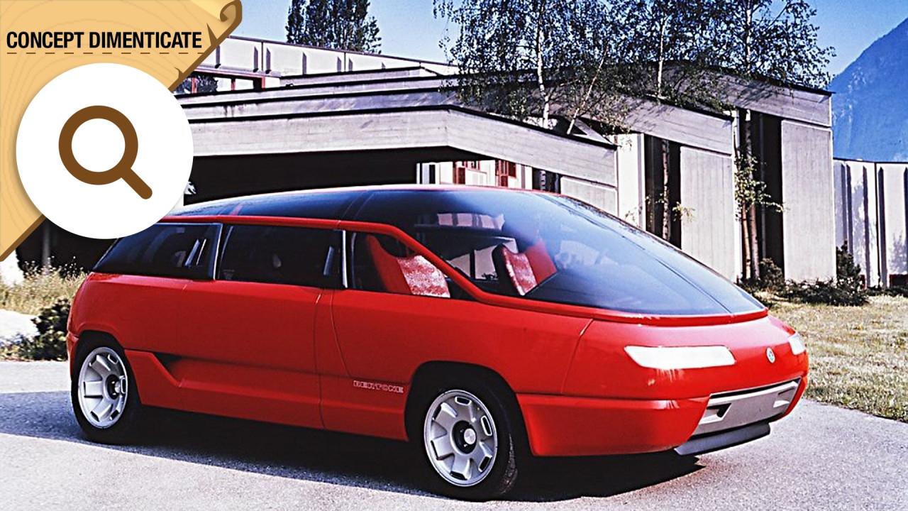 [Copertina] - Bertone Genesis, la Lamborghini a quattro porte prima della Urus