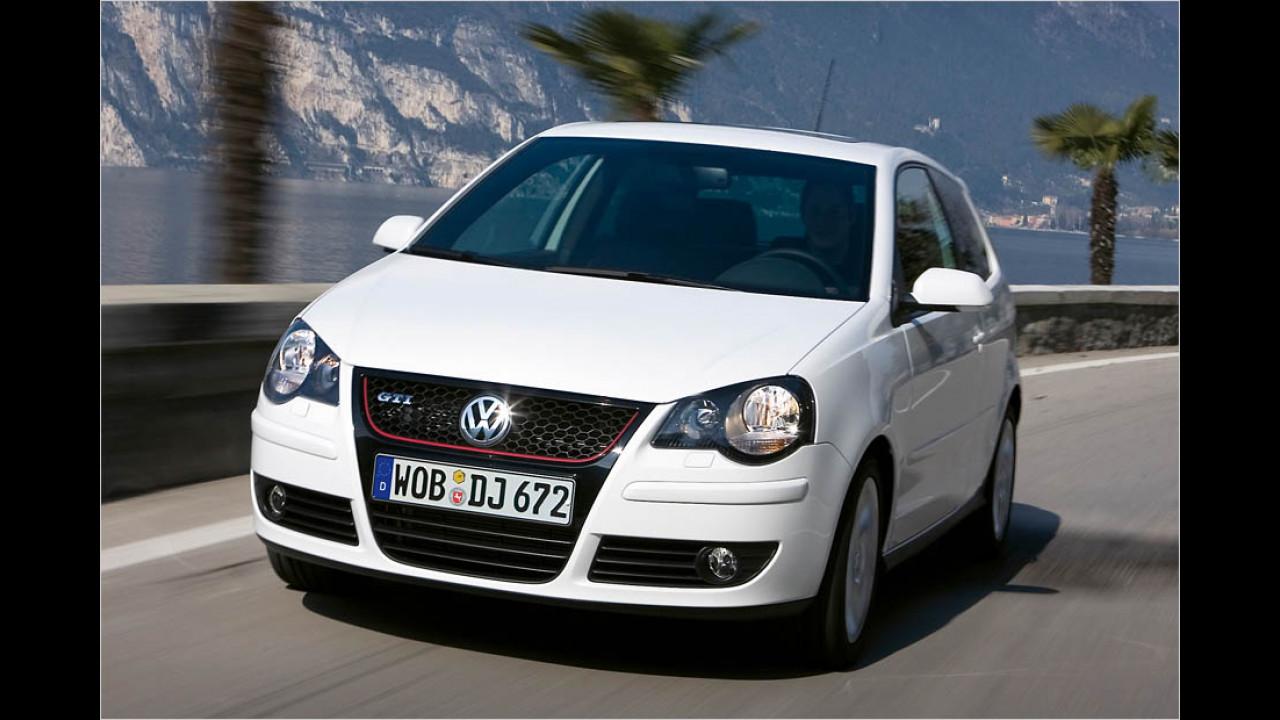 VW Polo GTI (2006)