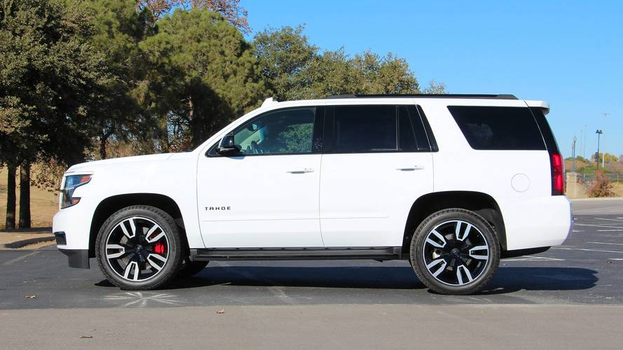 2018 Chevy Tahoe Rst First Drive Everythings Faster In Texas