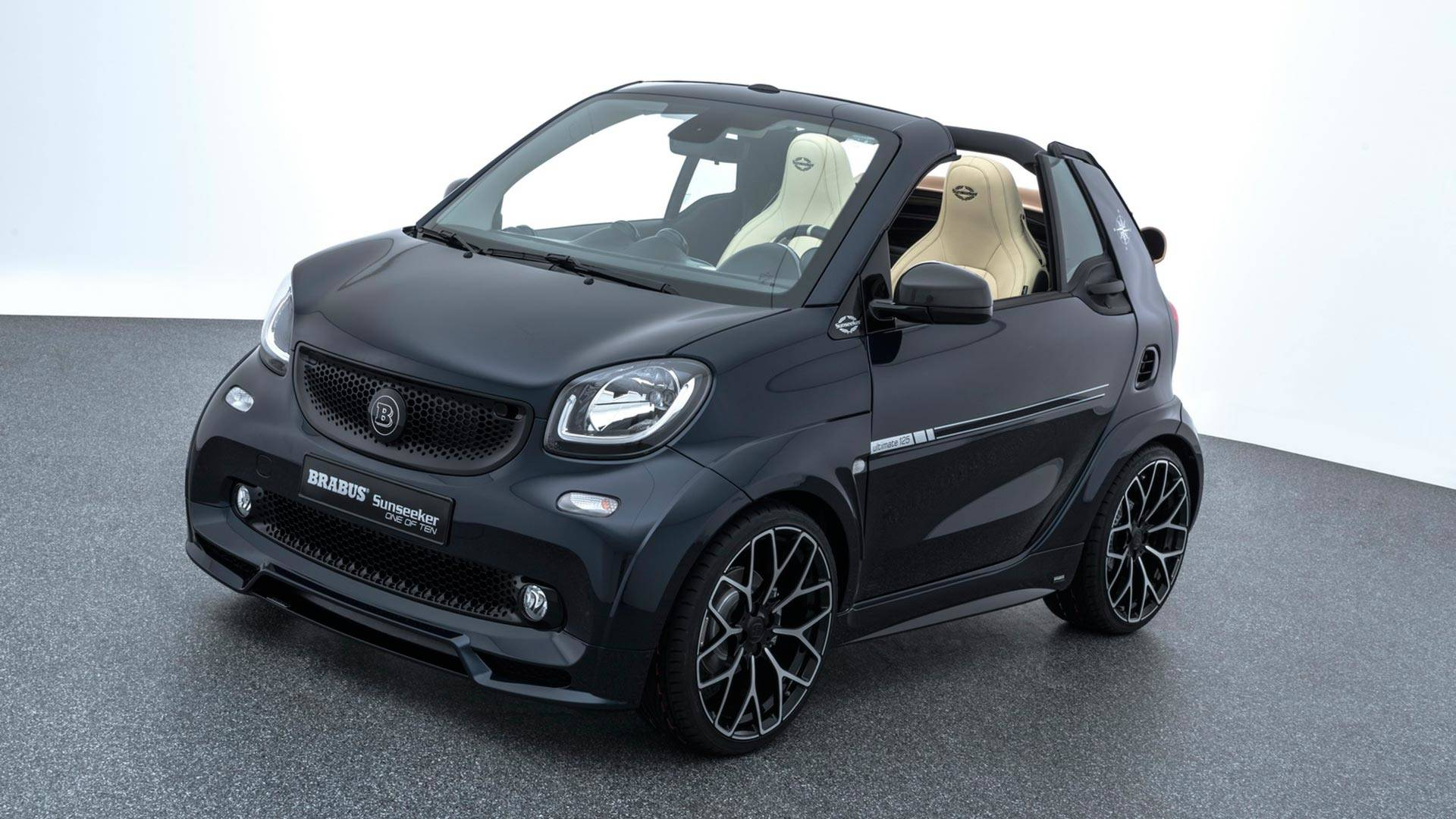 Mercedes Smart Car >> Yacht Inspired Brabus Fortwo Costs Mercedes Amg C43 Money