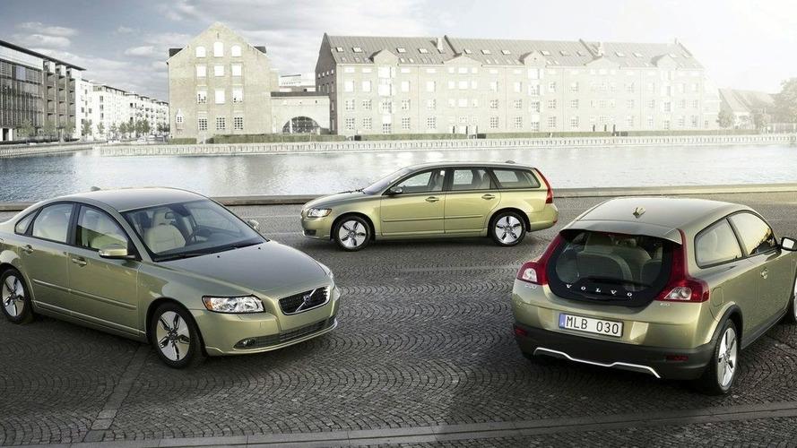 Volvo Introduces 1.6D DRIVe Efficiency Range in Paris
