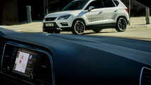 SEAT Ateca'nın Smart City Connectivity sistemi