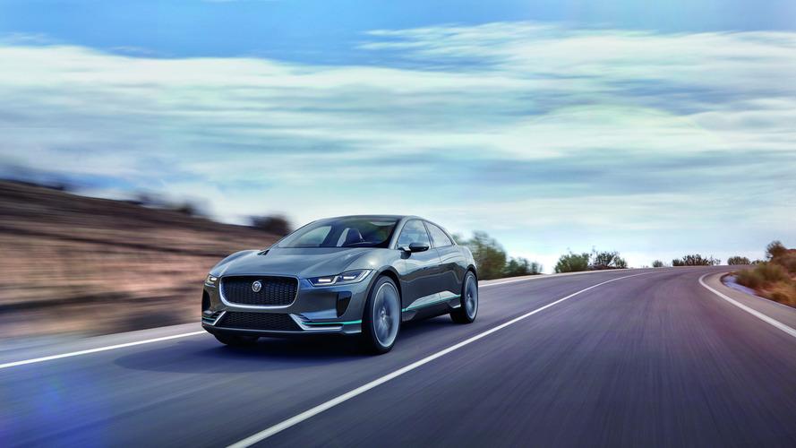 Jaguar Land Rover 2020'ye kadar araçlarının yarısının elektrikli olmasını istiyor