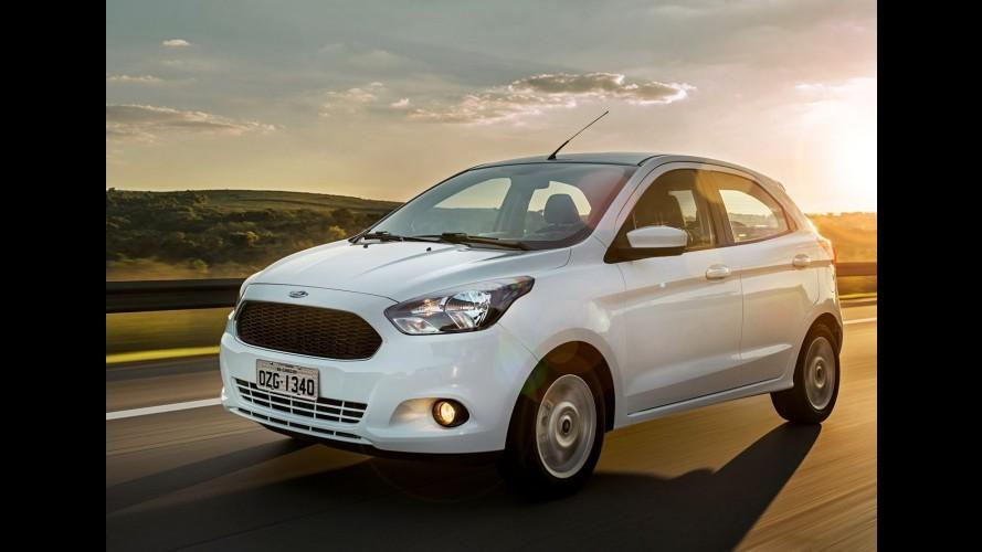 Desenvolvido no Brasil, Ford Ka está oficialmente confirmado para a Europa