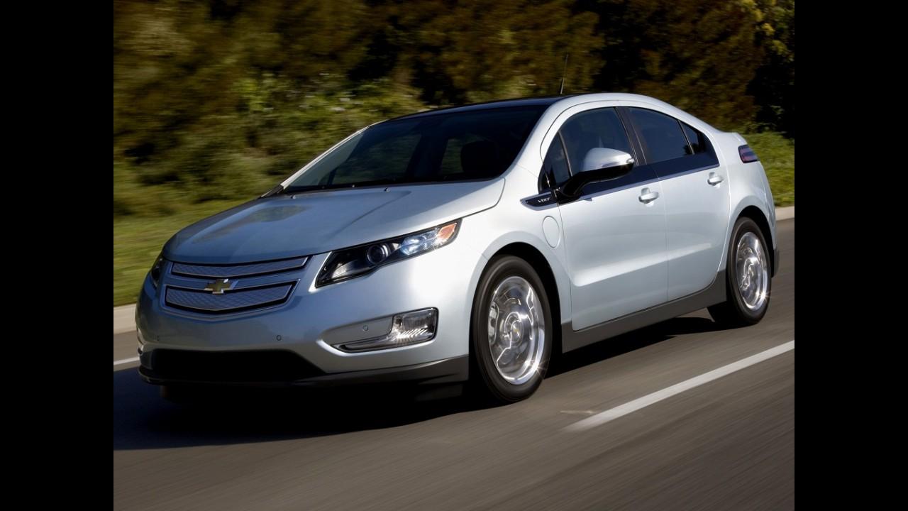 GM tem mais de 6 mil unidades do velho Volt encalhadas nos EUA