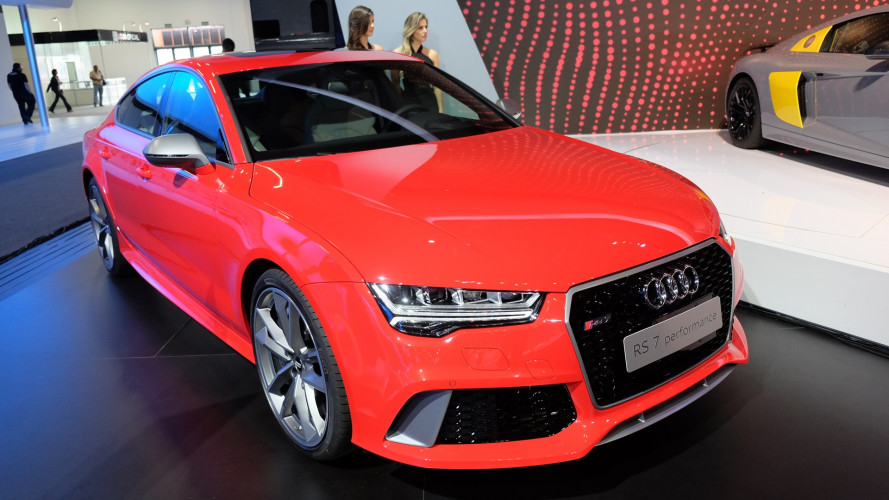 Salão de SP: carro do Neymar, Audi RS 7 Sportback Performance chega por R$ 729.990