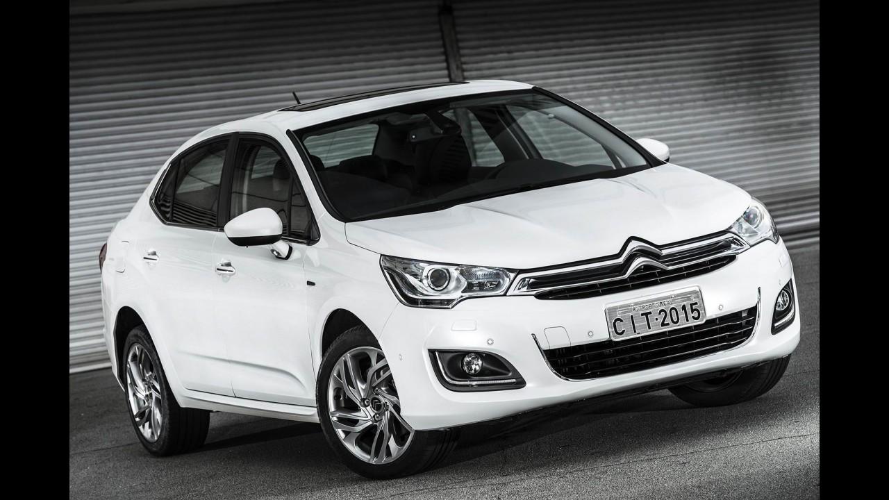 Citroën planeja aplicar mudanças na nomenclatura de seus modelos