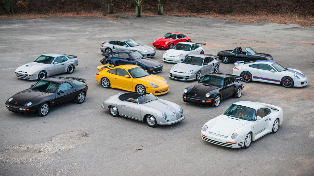 Collection Porsche