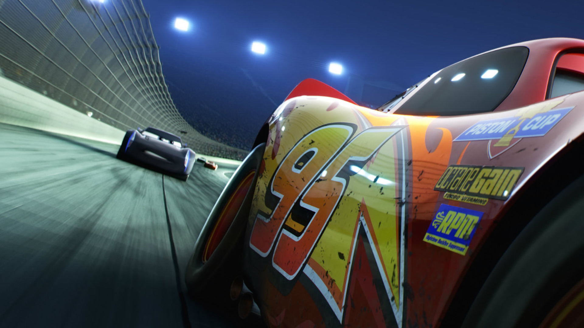 Pixar Bringing Life Sized Cars 3 Character To Detroit Auto Show