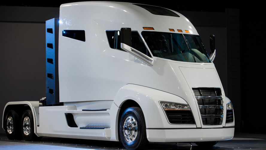 Nikola Provides Updates On Electric, Hydrogen Semi Truck