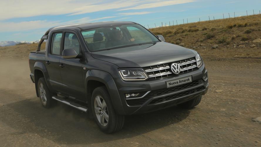 Volkswagen Amarok fica R$ 1.010 mais barata e parte de R$ 117.990
