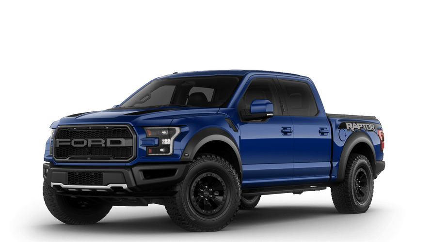 The most expensive 2017 Ford F-150 Raptor is $72,965