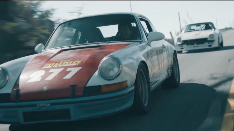 Furious Outlaws avec Magnus Walker et Sung Kang